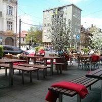 Photo taken at Forum Essen. Trinken. by Ildar I. on 5/5/2013