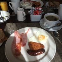 Photo taken at DoubleTree by Hilton Hotel Southampton by Bandy M. on 6/21/2014