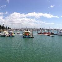 Photo taken at Gladstone Marina by Bandy M. on 9/2/2013