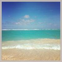 Photo taken at Luxury Bahia Principe Esmeralda Don Pablo Collection by Gautham N. on 12/24/2012