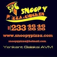 6/15/2017 tarihinde ...YENiKENTSNOOPYPİZZA  233 46 46 6.ziyaretçi tarafından Snoopy Pizza'de çekilen fotoğraf