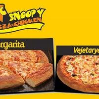 10/21/2013 tarihinde ...YENiKENTSNOOPYPİZZA  233 46 46 6.ziyaretçi tarafından Snoopy Pizza'de çekilen fotoğraf
