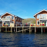 Photo taken at Barents Cabins, Cruise & Dining by Antti I. on 7/25/2014