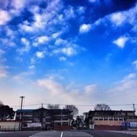 Photo taken at 都城市 五十市地区公民館 by 寿幸 土. on 2/21/2014