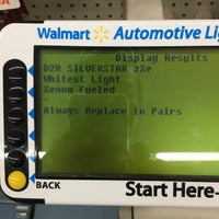 Photo taken at Walmart by TaeSeo K. on 4/5/2017
