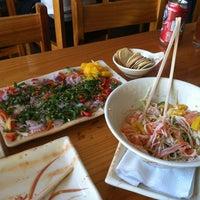 Photo taken at Sushi Market by Miriam C. on 3/3/2013