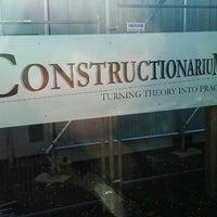 Photo taken at Sibbald training, Constructionarium by Karina C. on 6/24/2013
