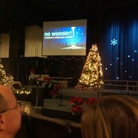 Photo taken at First Family Church by Jody on 12/1/2012