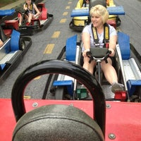 Photo taken at Malibu Grand Prix by Chris A. on 4/11/2013