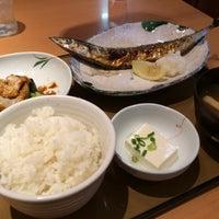 Photo taken at ごはん処 やよい軒 菊川店 by takkai6789 on 11/7/2013
