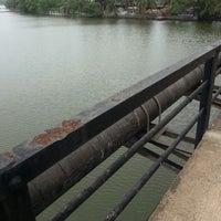 Photo taken at Digarolla bridge, Moratuwa Panadura ( Old Galle Road ) by Chamith U. on 7/3/2013