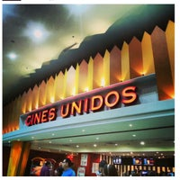Photo taken at Cines Unidos by Daniel A. on 5/15/2013