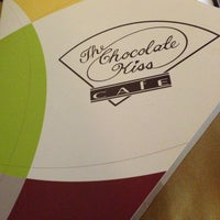 Photo taken at The Chocolate Kiss Café by Ivy on 6/2/2013
