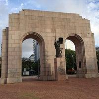 Foto tirada no(a) Parque Farroupilha (Redenção) por Maira W. em 3/26/2013