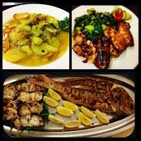 Photo taken at Tarpon Restaurant Night Bar by Marvino B. on 3/27/2013