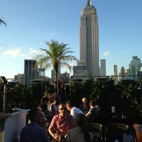 Photo taken at 230 Fifth Rooftop Lounge by Rakan Y. on 7/4/2013