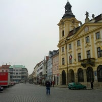 Photo taken at Large Square by Tomáš M. on 11/18/2012