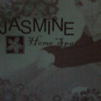 Photo taken at Jasmine Home Spa by Nurul Azizah T. on 9/27/2012