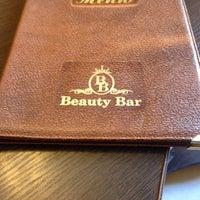 Photo taken at Beauty Bar by Oksana K. on 9/27/2014