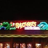 Photo taken at Razzoo's Cajun Cafe by Ben H. on 10/31/2012