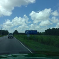 Photo taken at NC/SC State Line by Ben H. on 7/4/2013