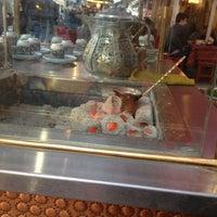 Photo taken at Çınar Cafe by Emrah K. on 4/11/2013