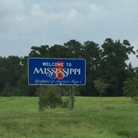 Photo taken at Mississippi by Jen F. on 8/9/2016