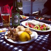 Photo taken at hermes restaurant by Hilal B. on 4/19/2014