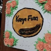 Photo taken at Karya Fırın (Fabrika) by Karya F. on 2/28/2013