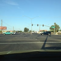 Photo taken at Baseline Road and Mesa drive by Chad M. on 5/23/2013