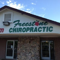 Photo taken at Freestone Chiropractic by Chad M. on 7/24/2013