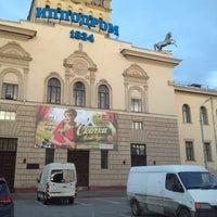 Снимок сделан в Центральный московский ипподром пользователем Руслан А. 5/29/2013