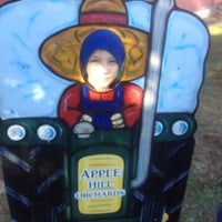 Photo taken at Apple Hill Orchard by Molly L. on 10/26/2013