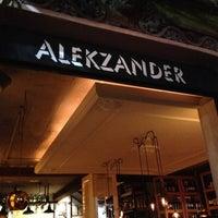 Photo prise au Alekzander par Lux O. le4/1/2013