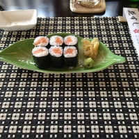 Photo taken at Hoa Sushi @First Hotel by Anna A. on 3/24/2013