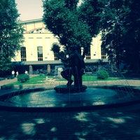 "Photo taken at Фонтан ""Апполон"" by Анна В. on 7/27/2015"