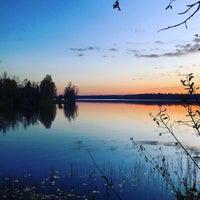 Photo taken at Ten Mile Lake by Michél N. on 10/1/2016