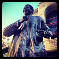 Photo taken at Nelson Mandela Square by Michél N. on 5/8/2013
