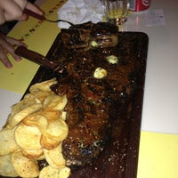 Photo taken at Kozi's - Meet 'n Eat by Alexandra A. on 7/9/2013