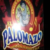 Photo taken at El Palomazo by Oscar C. on 3/24/2013