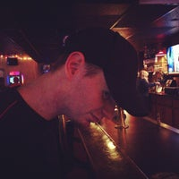 Photo taken at Chasers Pub by Brittany S. on 6/4/2013