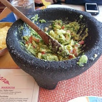 Photo taken at Rosa Mexicano by Scott G. on 4/16/2013