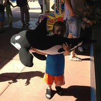 Photo taken at SeaWorld Games Area by Candis O. on 8/10/2013
