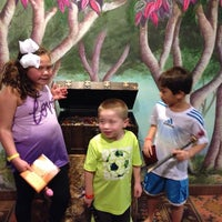 Photo taken at MagiQuest at Great Wolf Lodge by Candis O. on 4/3/2014