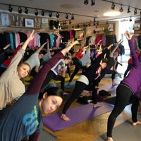 Photo taken at lululemon by Anne-Sophie C. on 12/8/2013