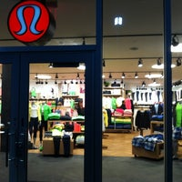 Photo taken at lululemon by Anne-Sophie C. on 3/2/2013