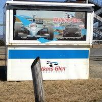 Photo taken at Watkins Glen International by Ken G. on 4/6/2013