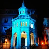 Photo taken at Piazza della Bollente by Rudy C. on 5/12/2013