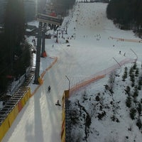 Photo taken at Траса #2 / Slope #2 by Ihor K. on 12/25/2015