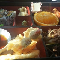 Photo taken at Moshi Sushi Bar by C. T. on 6/14/2014